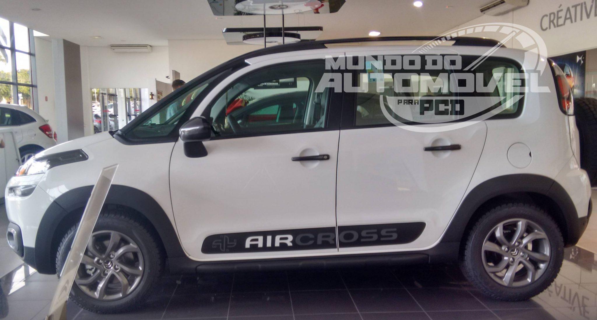aircross 1 6 auto shine business vers o exclusiva pcd mundo do rh mundodoautomovelparapcd com br