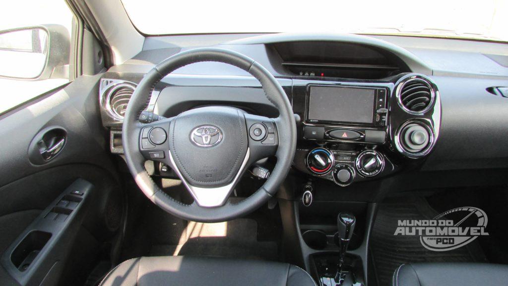 Avaliação Toyota Etios 1.5 XLS Automático 2018 (PCD ...