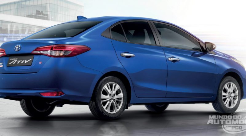 Arquivos Toyota Yaris Ativ Pcd Possivel Substituto Do Corolla Gli