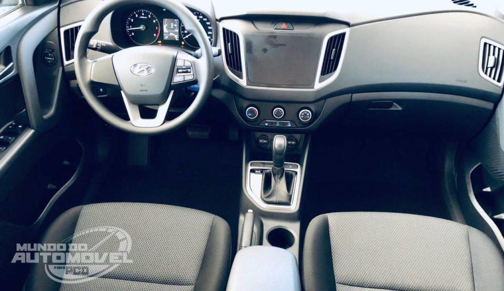 6ba0371f280ac Hyundai Creta PcD 2019 - Fotos, Preço e Equipamentos   Mundo do ...