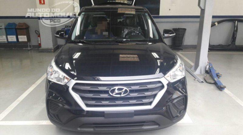 Fotos e Detalhes: Hyundai Creta Attitude 1.6 Automático para PCD Já atualizado/2018