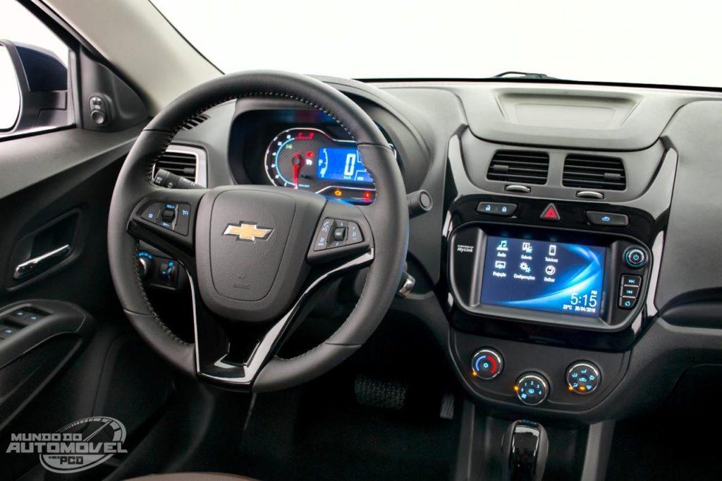 Chevrolet Cobalt LTZ 1.8 2018 Automático para PCD - Preço ...
