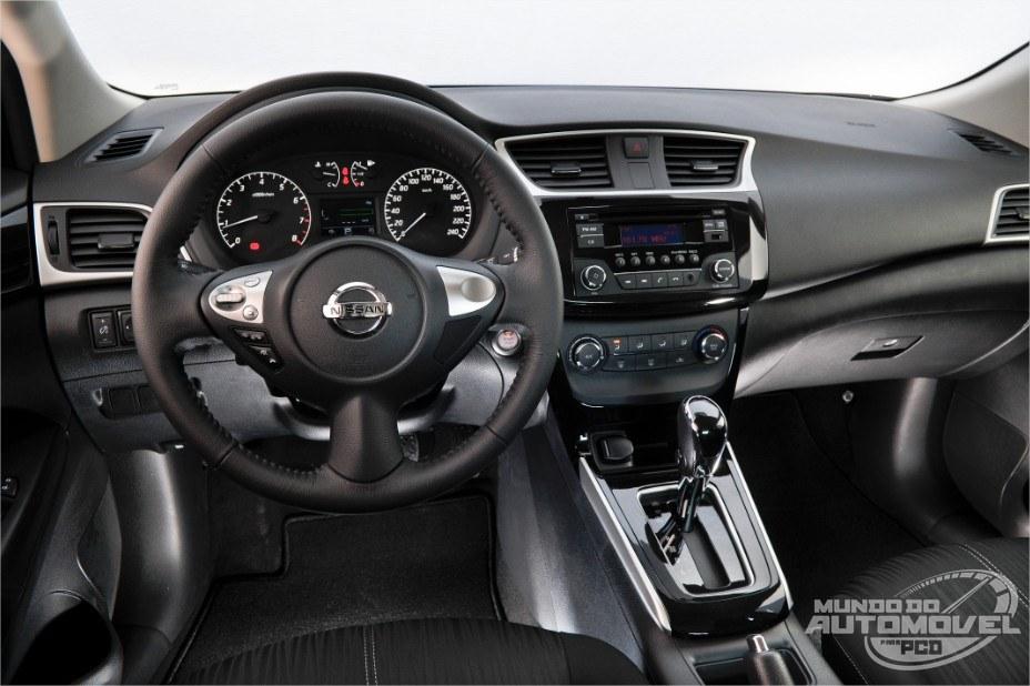 Nissan Sentra S 2018 para PCD - Preço, fotos, consumo ...