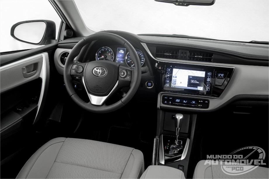 Toyota Lan 231 A Linha Corolla 2019 Pre 231 Os Fotos E
