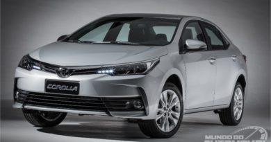 Toyota Corolla tem oferta especial na versão XEi para PcD