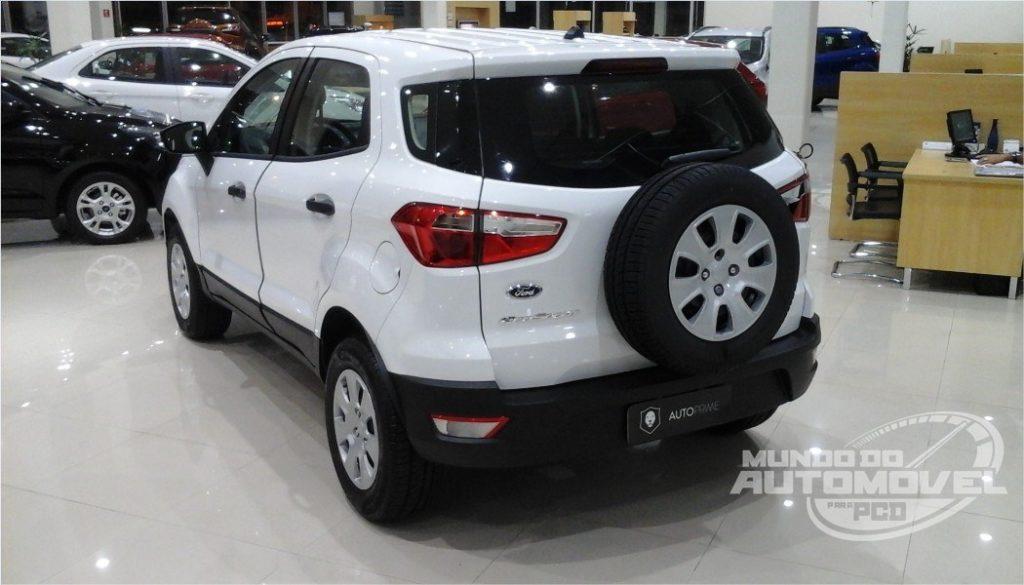 Ford Ecosport Pcd 2020 Se Direct Fotos Preço