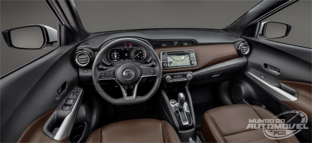 Nissan Kicks SV e SL para PCD; Isenção de IPI e até 15 % ...