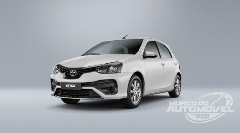 Toyota Etios X Plus Automatico 2019 Para Pcd Preco Fotos E