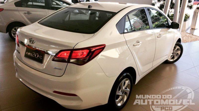 Hyundai HB20S 1.6 2018 AT6 Style com blueMedia – Preço, Fotos e Detalhes