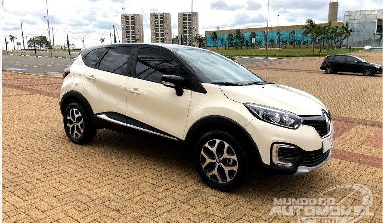 Opini 227 O Do Dono Renault Captur Life Vers 227 O Exclusiva