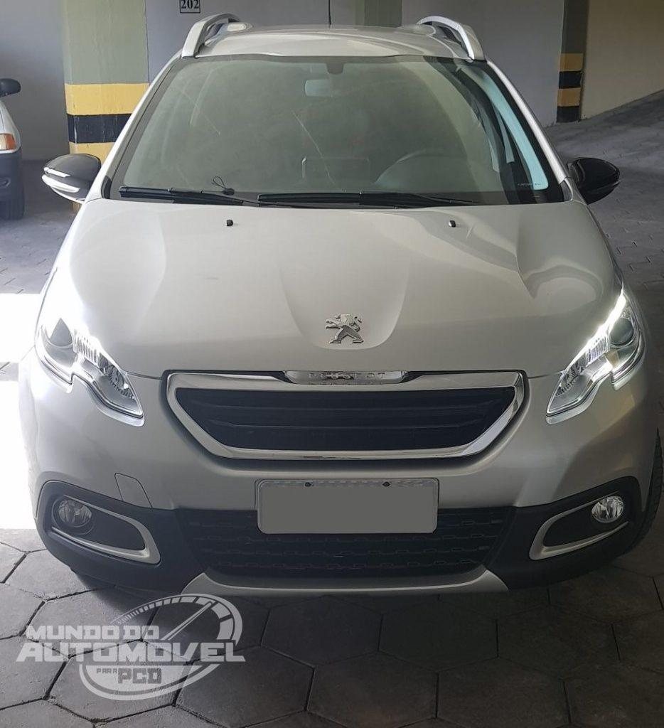 Opinião do dono: Peugeot 2008 1.6 Allure 2018 | Mundo do ...