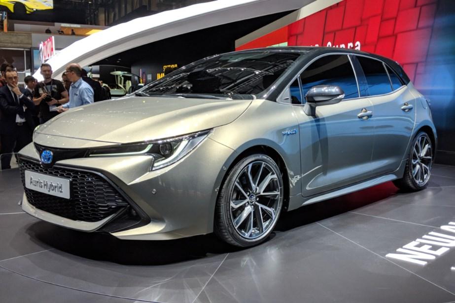 Corolla 2019 Como Pode Ficar O Novo Sed 227 Da Toyota