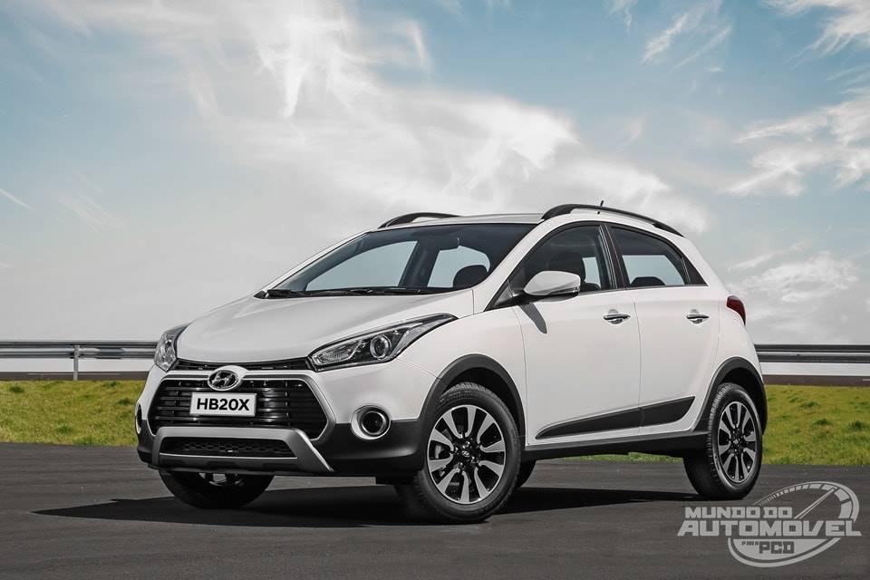 Hyundai HB20X 2019: preço, fotos e especificações | Mundo ...