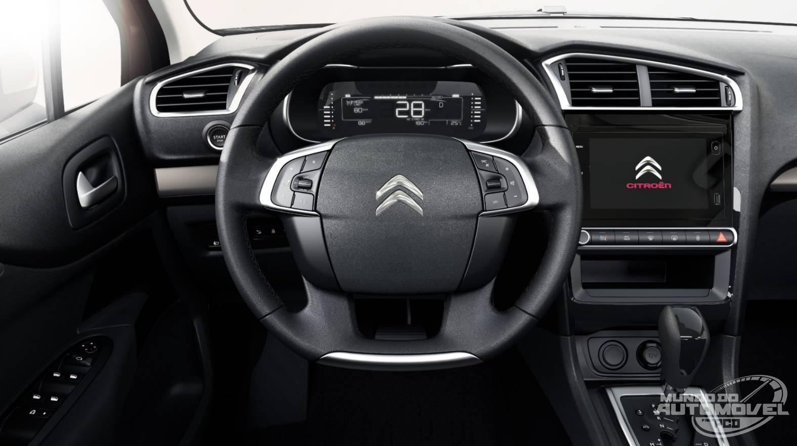 Citro U00ebn Convoca C4 Lounge E Mais 3 Modelos Para Recall De Airbag