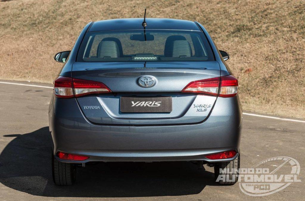 Toyota Yaris Sedan Xl Cvt Para Pcd Preco Fotos E Detalhes Mundo