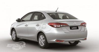 Toyota Yaris sedan XL CVT para PCD – Preço, Fotos e Detalhes