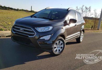 Ford oferece EcoSport SE Direct AT para PcD a pronta-entrega