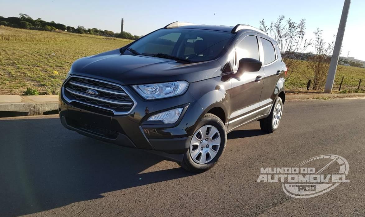 Ford Ecosport 1.5 SE Direct 2019 chega para teste de longa duração