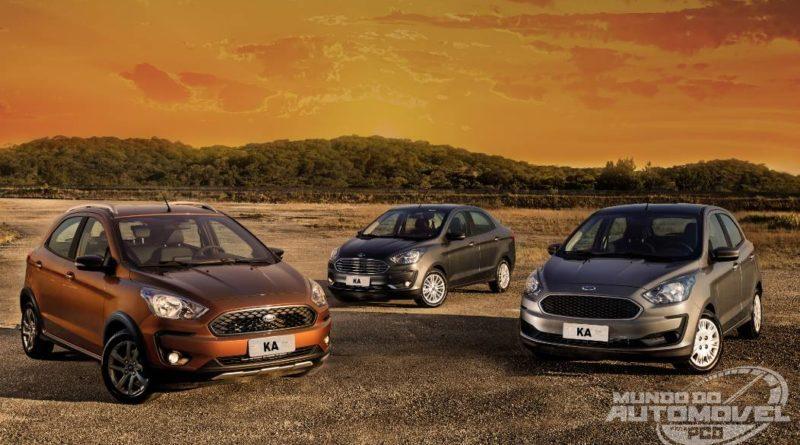 Ford Toda Linha Ka  Para Pcd Preco Fotos E Detalhes Mundo Do Automovel Para Pcd