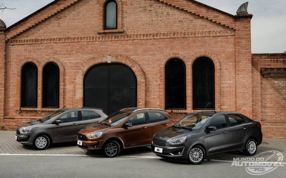 Ford Toda Linha Ka 2019 Para Pcd Preco Fotos E Detalhes Mundo
