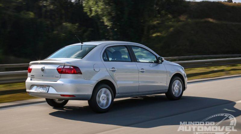 VW Voyage 1.6 MSI Automático 2019 – Preço, Fotos e Itens de série