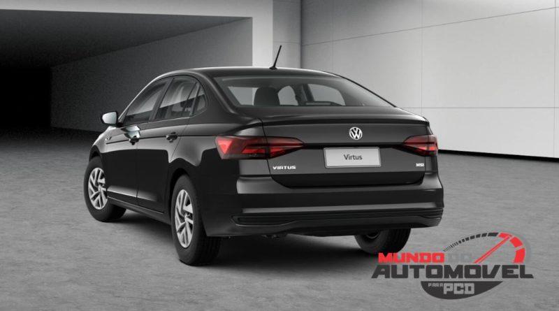 VW Virtus Sense 1.6 AT6 2019 – Preço, Fotos e Especificações