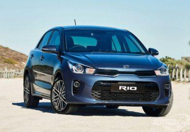 Novo Kia Rio aparece na tabela 2018 do Inmetro, motor 1.6 e câmbio AT6