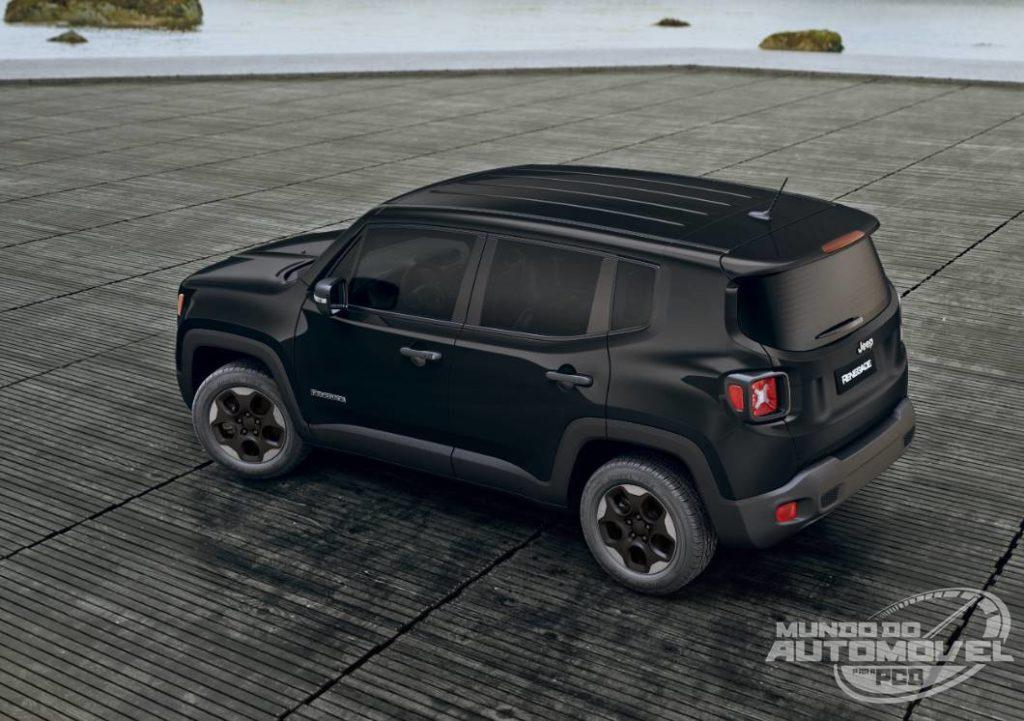 Jeep Renegade Para Pcd Agora Conta Com Rodas Em Liga 16 Mundo Do