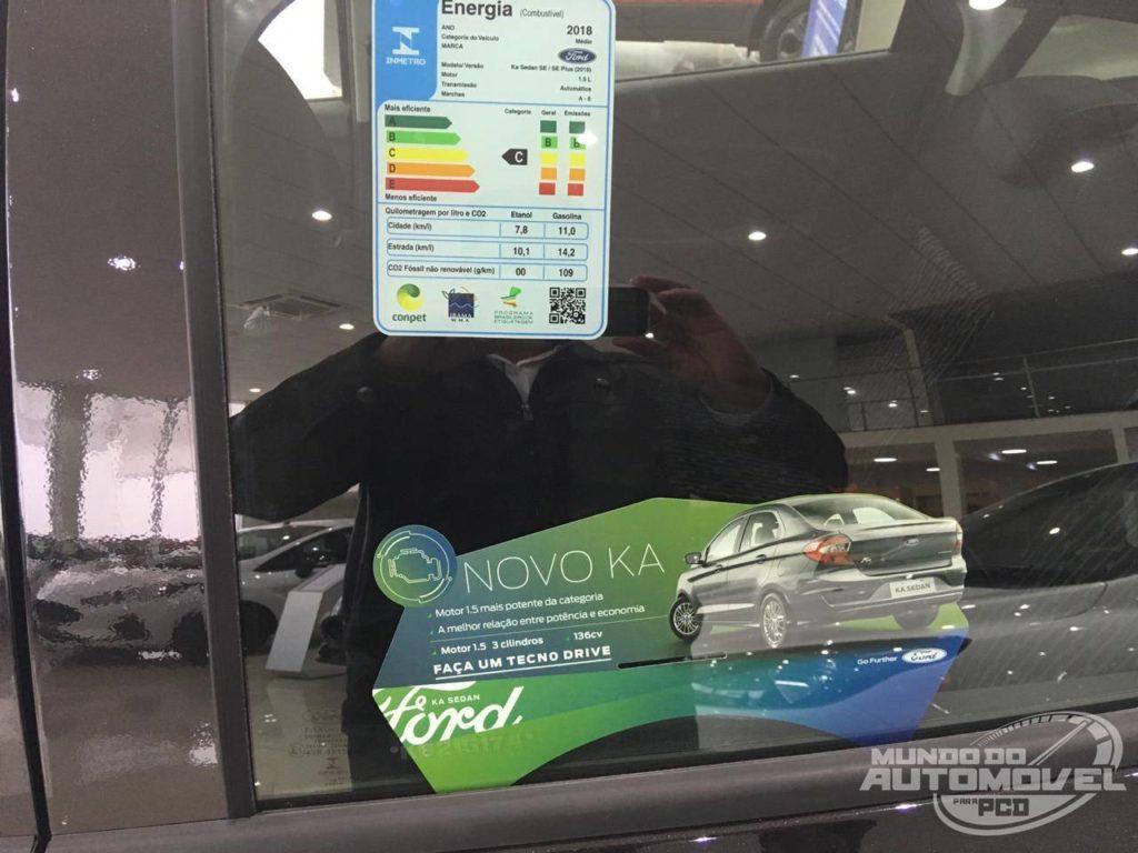 Ka Sedan 2019 SE Plus 1.5 Automático - Preço, Fotos e ...
