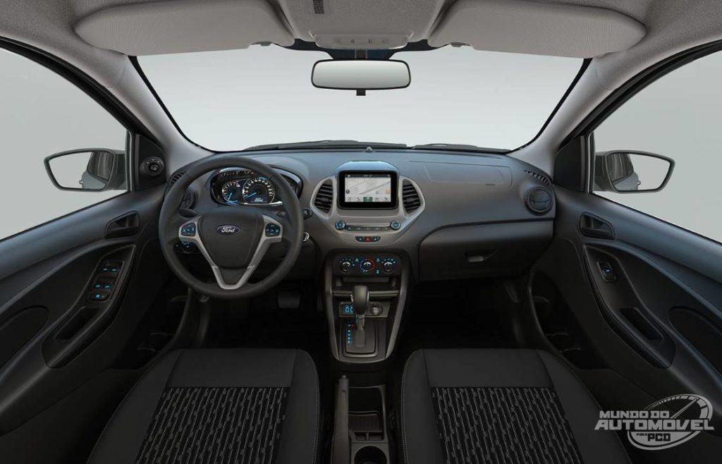 Ka Sedan 2019 SE Plus 1.5 Automático - Preço, Fotos e Detalhes   Mundo do Automóvel para PCD