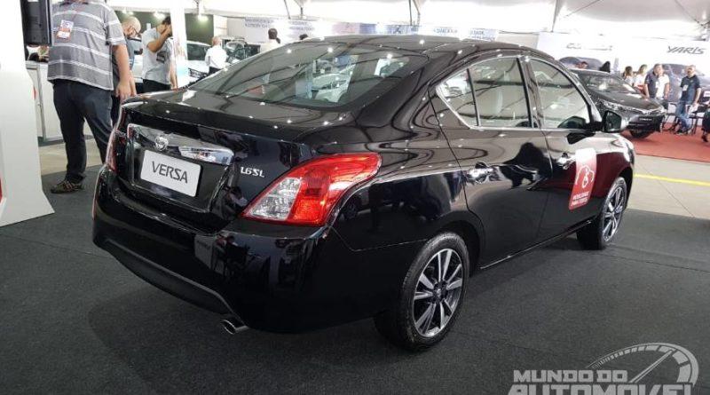 Nissan Versa 1.6 SL Direct 2019 – Preço, Fotos e Detalhes