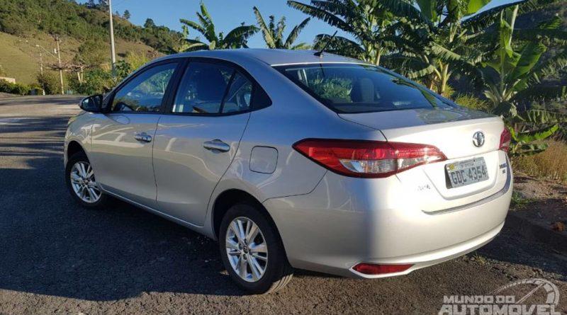 [Avaliação] Toyota Yaris Sedan XL Plus Tech – Vídeo, Fotos e Mais