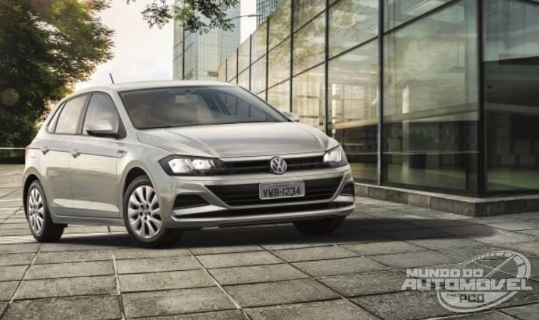 d2f7373810 Volkswagen Polo e Virtus ganham aumento de preços