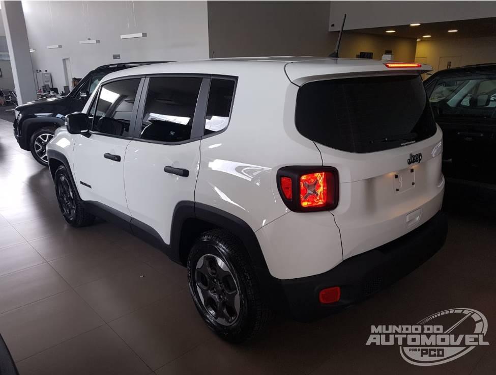 Jeep Renegade Pcd 1 8 At 2019 Fotos Preco E Especificacoes