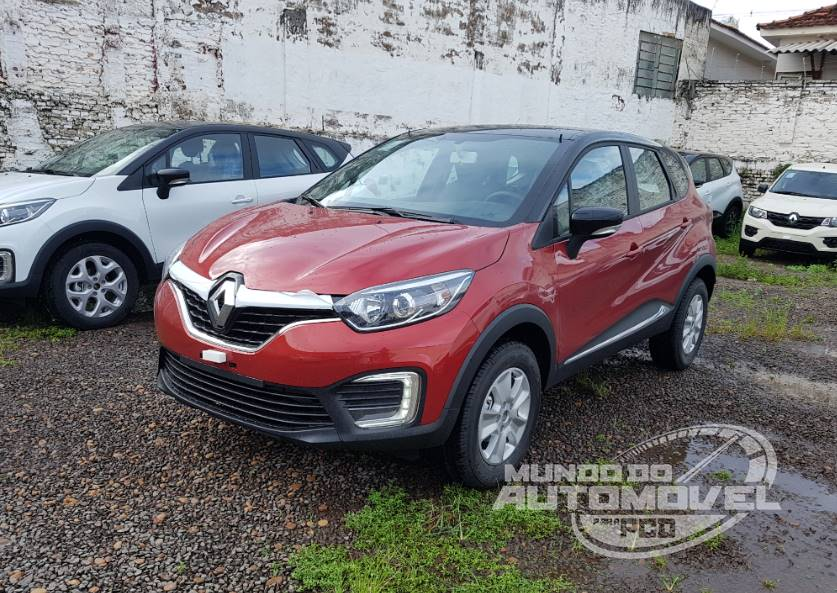 Renault Captur PcD - Versão LIFE