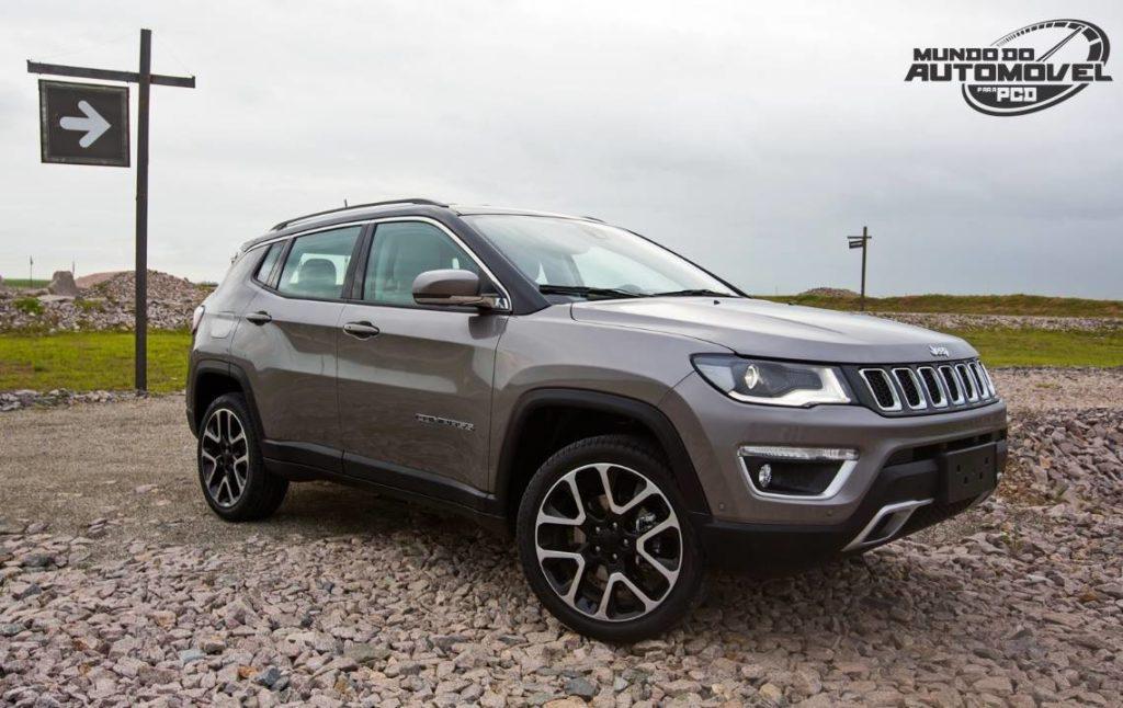 Jeep Renegade E Compass 2019 Tem Aumento De Precos Mundo Do Automovel Para Pcd