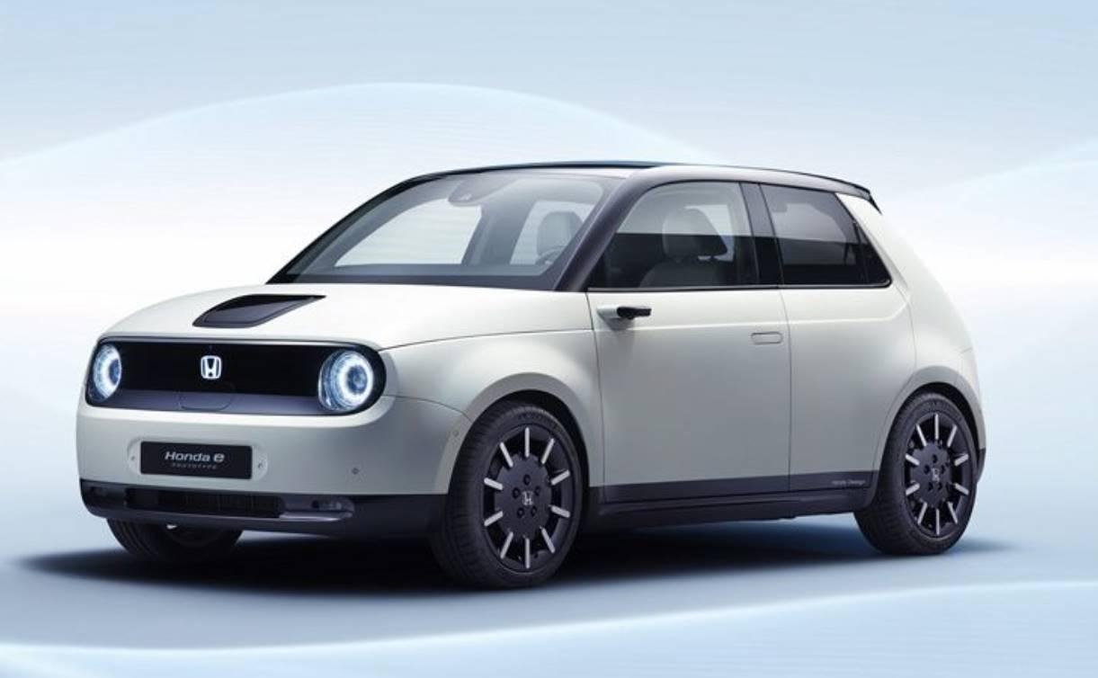 Honda e Prototype: proposta de compacto elétrico da marca