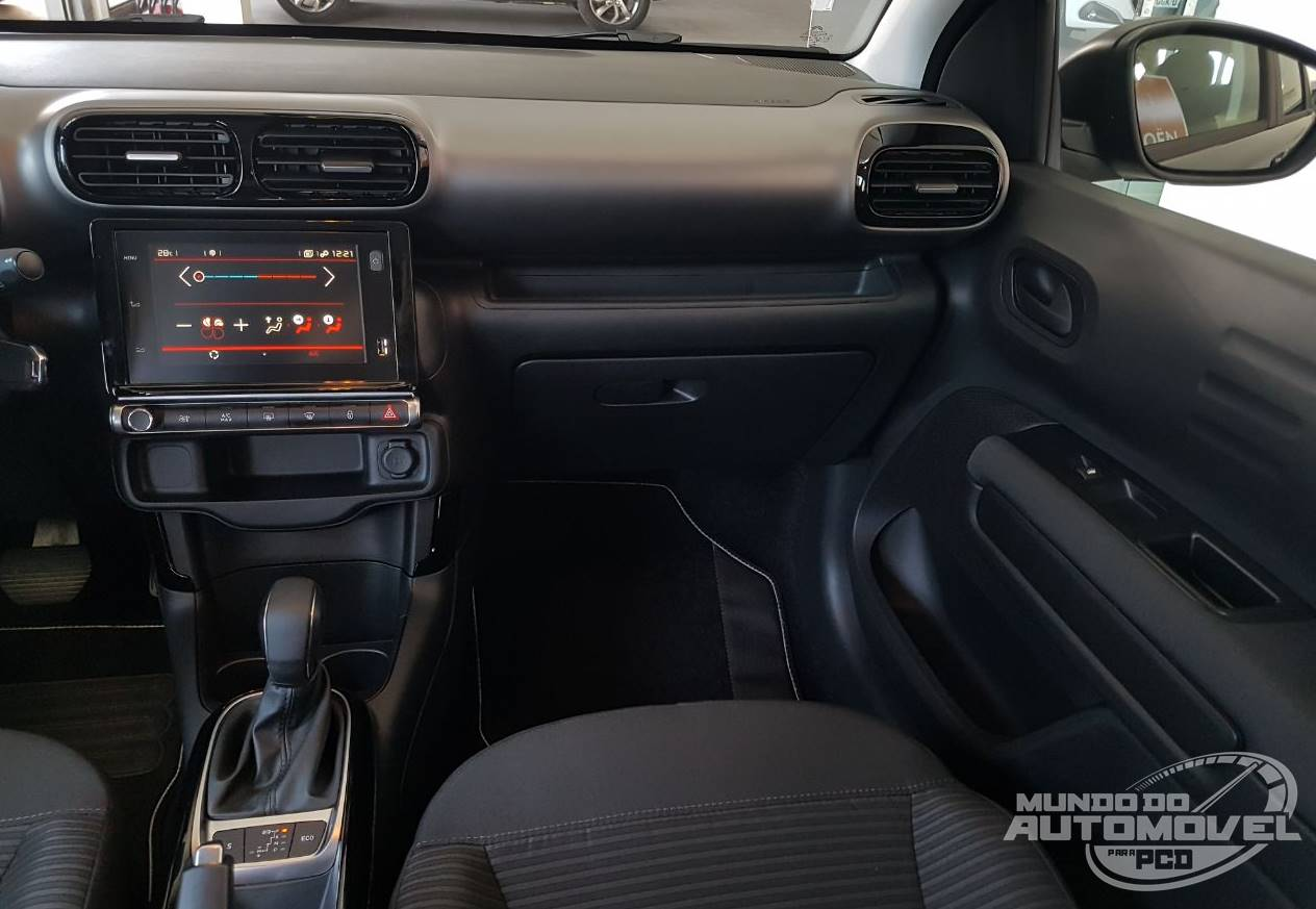 Citroën C4 Cactus PcD 2020 (Feel Business): Fotos, Preço