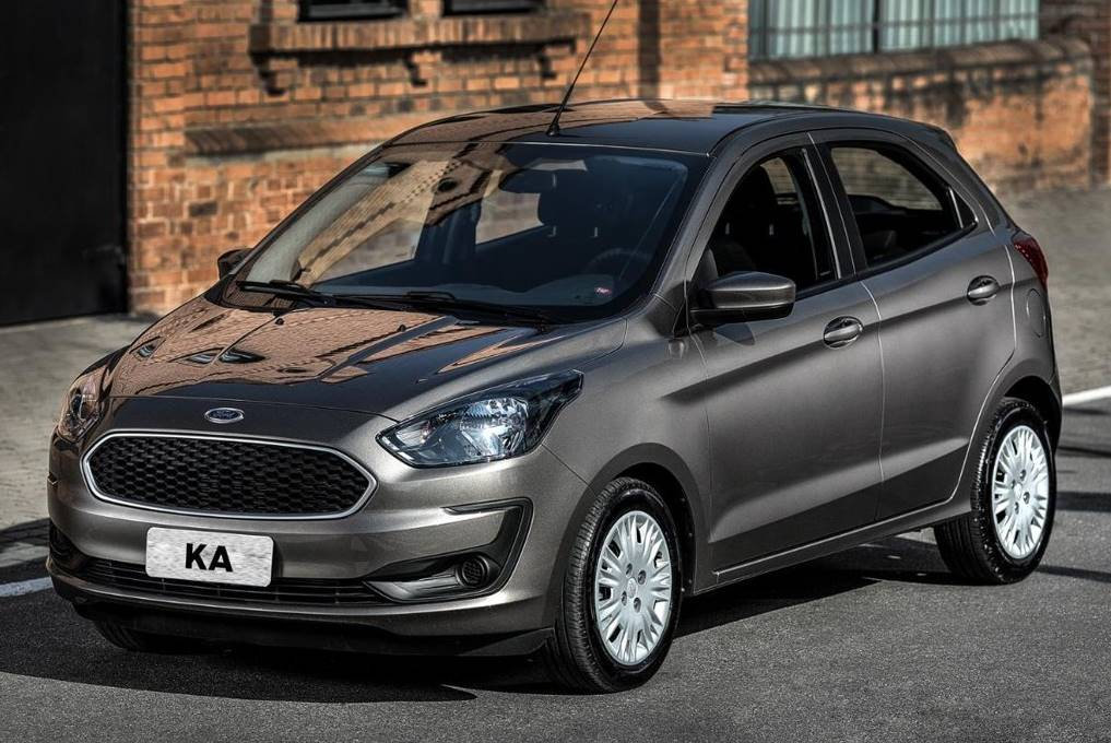 Ford Anuncia Ka E Ka Sedan Com Taxa Zero Mundo Do Automovel Para Pcd