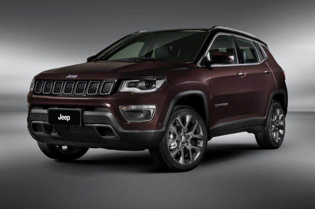 Jeep Concede 10 De Bonus Nas Versoes Flex Do Compass 2020 Mundo