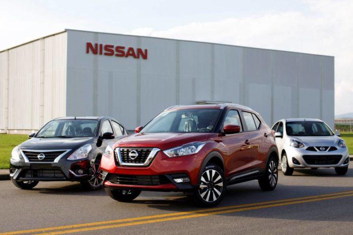 8c61e5884 Fábrica da Nissan em Resende (RJ) completa cinco anos