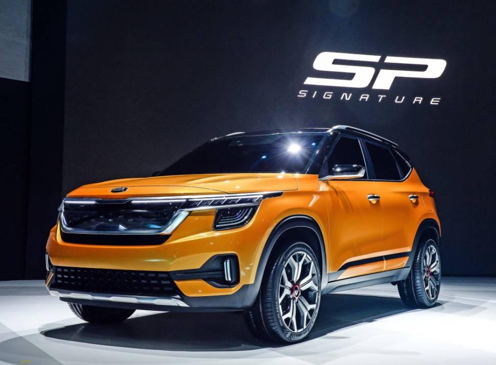 Conceito SP Signature antecipa próximo SUV compacto da marca