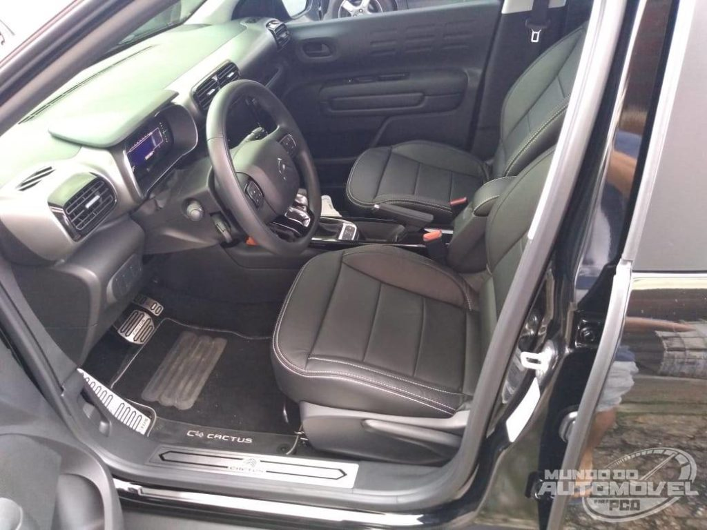 Opiniao Do Dono Citroen C4 Cactus Feel Mundo Do Automovel Para Pcd