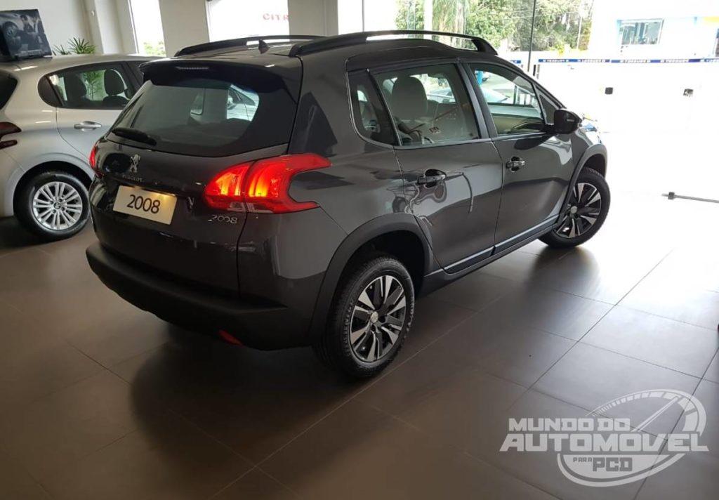 Peugeot 2008 PcD