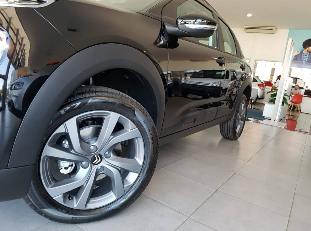 Citroën C4 Cactus PcD