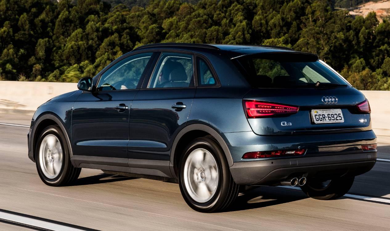 Audi Q3 2019 Preco Fotos Versoes Equipamentos E Mais Mundo Do Automovel Para Pcd