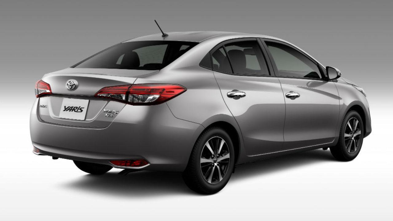 Toyota Yaris Sedan 2020 Preco Fotos Versoes Equipamentos E Mais Mundo Do Automovel Para Pcd