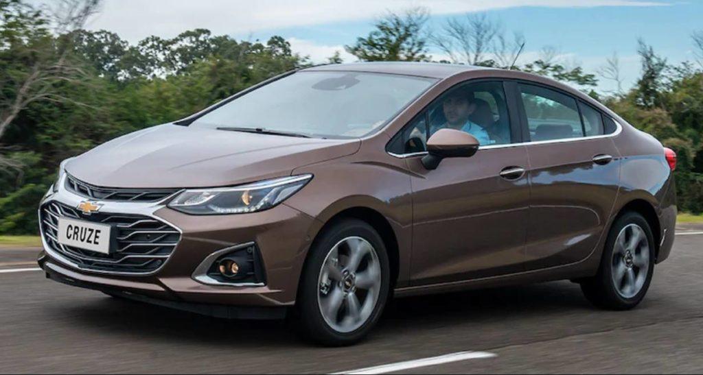 Recall: Chevrolet convoca Cruze e Tracker por risco de ...