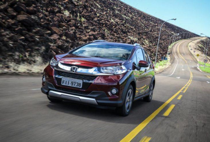 Honda WR-V 2019: preço, fotos, versões, equipamentos e mais | Mundo do Automóvel para PCD