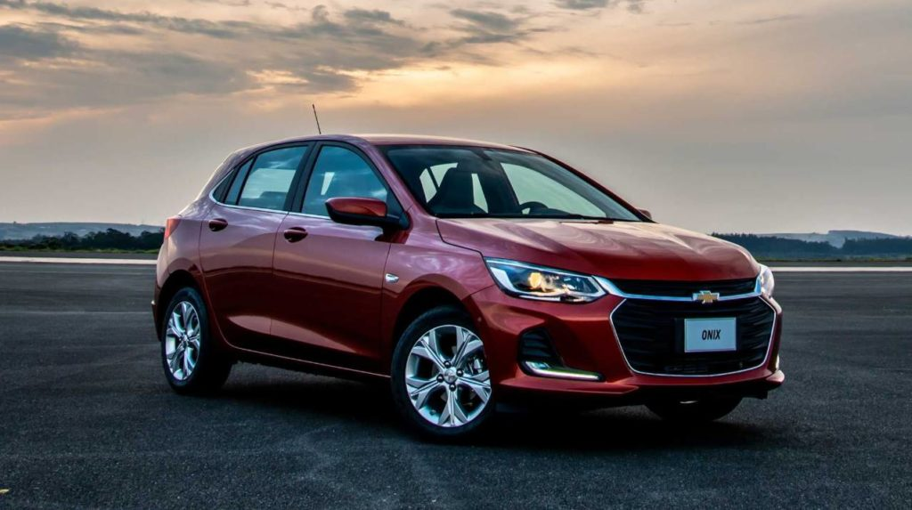 Novo Chevrolet Onix 2020 Precos Versoes Equipamentos Mundo Do Automovel Para Pcd